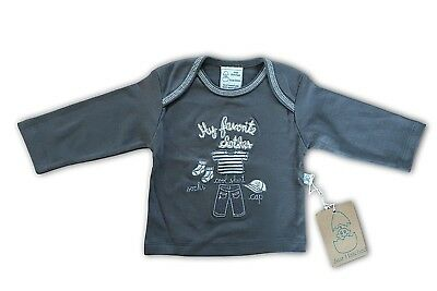 Boys Just Hatched Shirt Size 0000, 00 & 0 ~ NEW ~ Long Sleeve rrp $24.95 ~ MBC