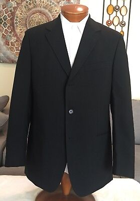 76ee9226e MENS HUGO BOSS 3 Btn Guabello suit 40S - $20.00 | PicClick