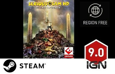 serious sam hd the first encounter free download full version