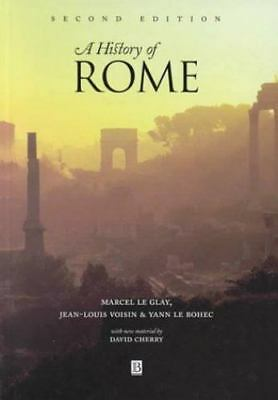 A History of Rome, , Very Good Book