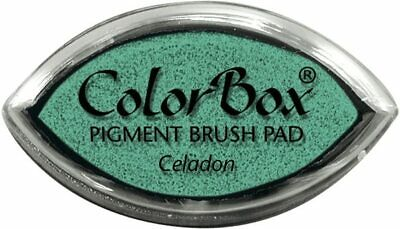 Ink Pad for Colorbox Pigment  Cats Eye - CELADON