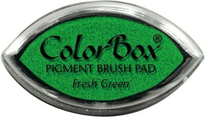 Ink Pad for Colorbox Pigment  Cats Eye - FRESH GREEN