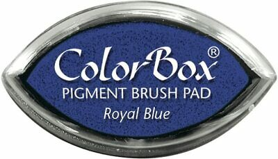Ink Pad for Colorbox Pigment  Cats Eye - ROYAL BLUE
