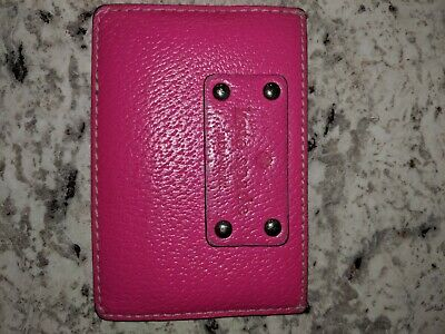 the latest 8f4d8 94e7c KATE SPADE PINK Credit Card Holder VGUC