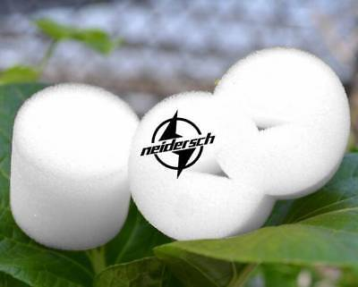 White Foam Insert Hydroponic Root Guard Mesh Pot Clone Cloning Collar