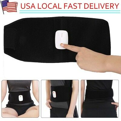 Flex Belt Abdominal Toning AB and Arm Vibrate Slimming Exercise Weight Muscle