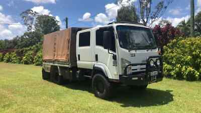 2011 Isuzu Nps Series 250
