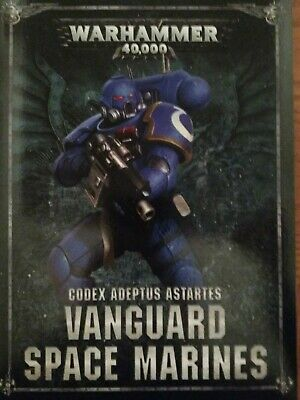 Codex Adeptus Astartes Vanguard Space Marines, Shadowspear