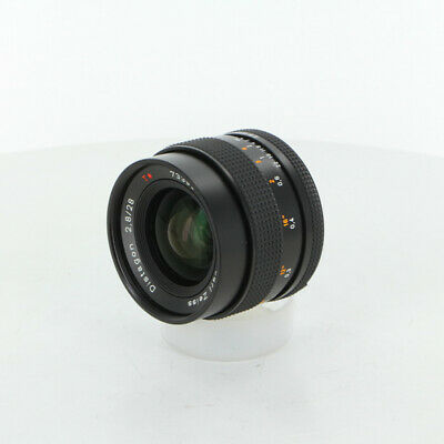 [EXCELLENT+++] CONTAX CARL ZEISS Distagon T* 28mm F/2.8 MMJ Lens from Japan