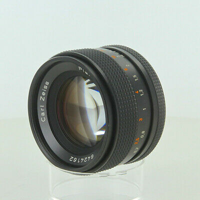 [EXCELLENT+++] CONTAX CARL ZEISS Planar T* 50mm F/1.4 AEJ Lens from Japan