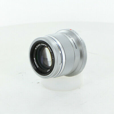 [NEAR MINT+++] OLYMPUS M. Zuiko Digital 45mm F/1.8 Silver Lens from Japan