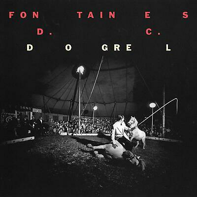 Fontaines D.c. - Dogrel   Cd New+