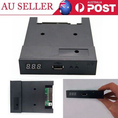 """New 3.5"""" 1000 Floppy Disk Drive to USB emulator Simulation For Musical Keyboad"""