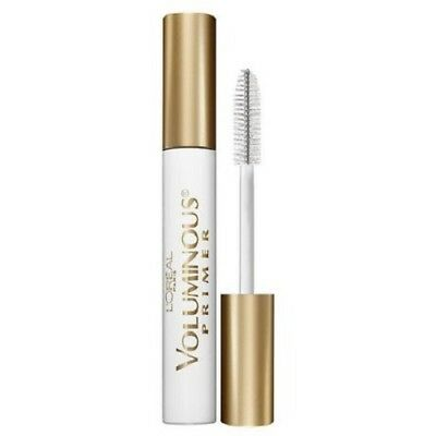 LOREAL Voluminous Primer Base Mascara Amplifier White 300 NEW