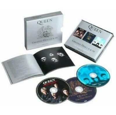 Queen - Platinum Collection: Greatest Hits 1-3 [ CD] Box Set New Factory Sealed