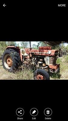 Farm tractors for sale used