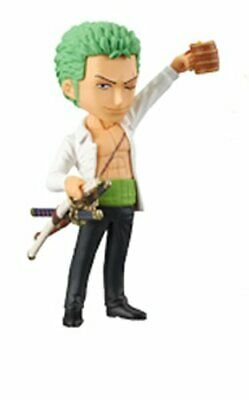 Banpresto One Piece WCF Dressrosa Vol.4 DR19 Figure Model Roronoa. Zoro Japan