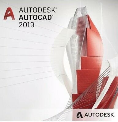 Autodesk AutoCAD 2019 For Windows / Mac | 3 Year Licence✅ | Instant Delivery✅