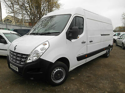 Renault Master 2.3dCi LM35 125 ( FWD ) LM35dCi LWB