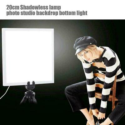 PULUZ Photo Studio Light Box LED Shadowless Lamp for 20cm Photo Studio Lightbox