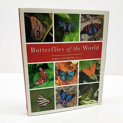 Butterflies of the World by Adrian Hoskins (Hardback, 2015) Rare Book Lovely