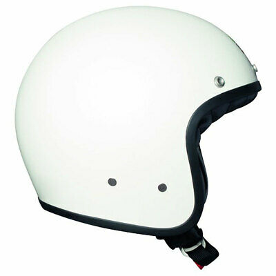 092141bbb3cd9 AGV X70 MONO White Open Face ECE2205 Casque Helm Casco Motorcycle ...