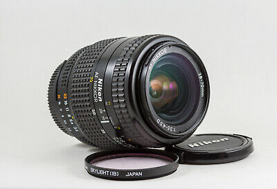 Nikon Nikkor Zoom 28-70mm  f/3.5 - 4.5 AF-D  With Aspherical glass