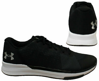 Under Armour UA Showstopper Mens Running Trainers Lace Up Shoes 1295774 001 M10