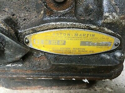 Aston Martin Db6 Automatic Gearbox, Oil Cooler, Plus All The Parts To Convert.