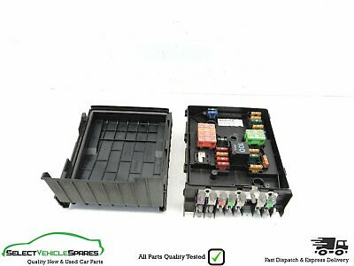 vw eos front engine bay fuse box relay board box 1k0937125a 2006-2010