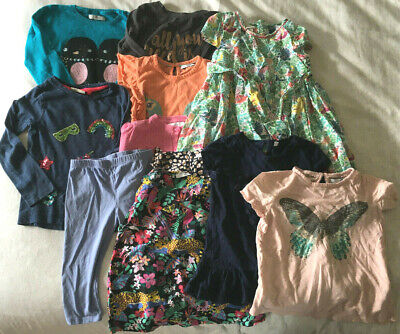 girls top/jumper/dress bundle, M&S, monsoon, next size 3/4/5/6 years