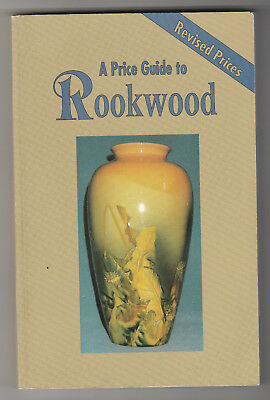 Complete Guide to ROOKWOOD POTTERY. Many Photos, Illustrations, & Old Adverts!