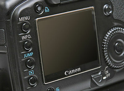 """ACMAXX 2.5"""" HARD LCD ARMOR SCREEN PROTECTOR CANON EOS 5D Only first Version 2005"""