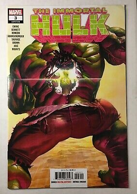 Immortal Hulk #3 1st Printing HOT *See Other Listings*