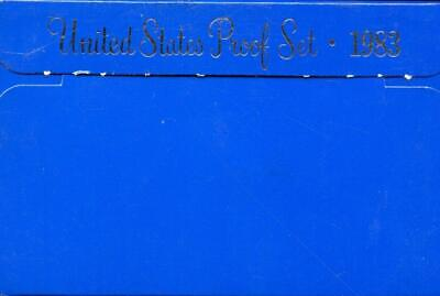 1983-S United States Mint Proof (5) Coin Set w/ Box