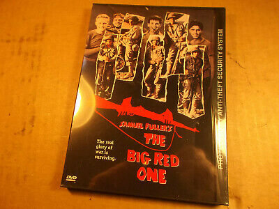The Big Red One (DVD, 1999) World War 2 Movie Europe U S Army Campaigns