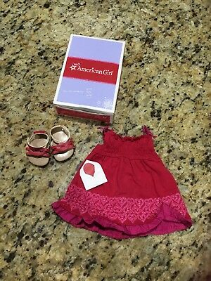 American Girl Doll RETIRED Pretty Party Outfit