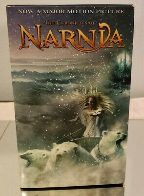 The Chronicles of Narnia 7 Volume Book Set (2005, Paperback, Tie-In)