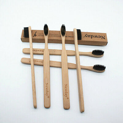 Bamboo Eco Toothbrushes 50 Pieces / 50X / 50Pcs Hotel Use/ Gift / Environment