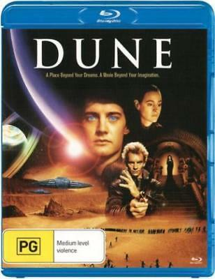 Dune - Blu Ray Region B New And Sealed