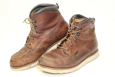 RED WING 405 Traction Tred 6 Inch 47 13 D Waterproof Electrical Hazard Boots