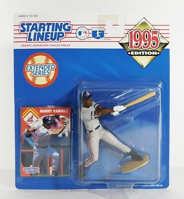 SEALED Starting Lineup MLB Albert Belle Cleveland Indians 1994 Edition