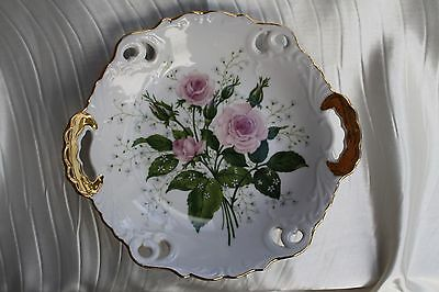 1962's Westminster Australia Fine China Porcelain 661 Dish Plate