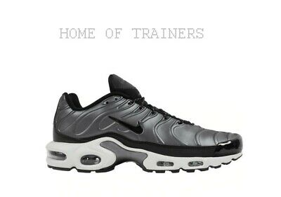 01c7ad9c7 Nike Tuned 1 Metallic Blue Disk Black Summit White Men s Trainers All Sizes