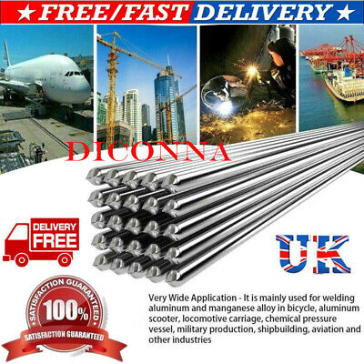 1.6/2mm Easy Aluminum Welding Rods Low Temperature - UK Fast&Free Shipping