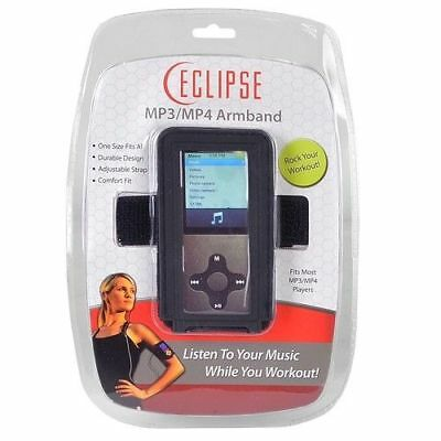 Mach Speed Ecl-Arm-180 Armband for Eclipse 180 Series MP3/MP4 Players
