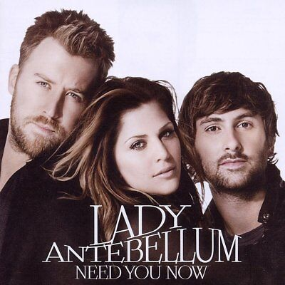 Lady Antebellum Need You Now Cd Neu