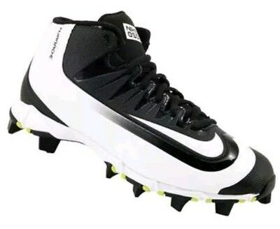 05fc7aac84aed New - Nike 807138 Youth Huarache 2Kfilth Keystone Mid Baseball Cleats - Size  1