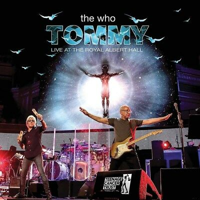 THE WHO Tommy Live at the Royal Albert Hall 3LP Vinyl New 2017
