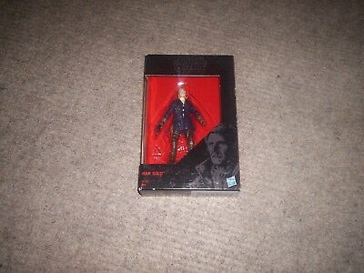 """Star Wars The Black Series 3.75"""" HAN SOLO Figure from The Force Awakens Hasbro"""